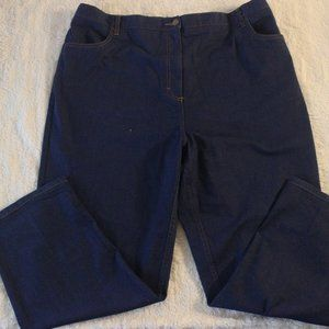 Blair Brand New Womens Jean 22wp inseam 29.5